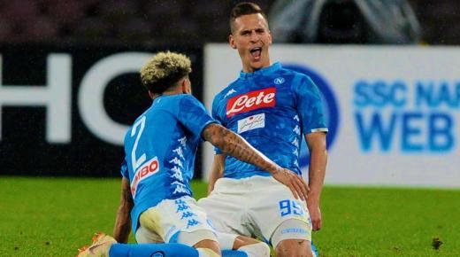 أهداف و ملخص مباراة نابولي ولاتسيو اليوم السبت 11-1-2020 | الدوري الإيطالي