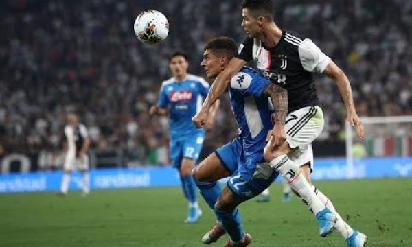 أهداف و ملخص مباراة يوفنتوس ونابولي اليوم الأحد 26-1-2020   الدوري الإيطالي