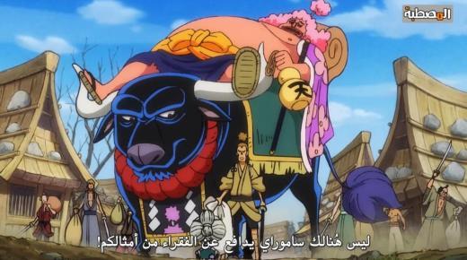 One Piece أنمي ون بيس الحلقة 912 مترجمة