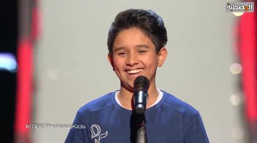 برنامج The Voice Kids الموسم 3 الحلقة 3 الثالثة