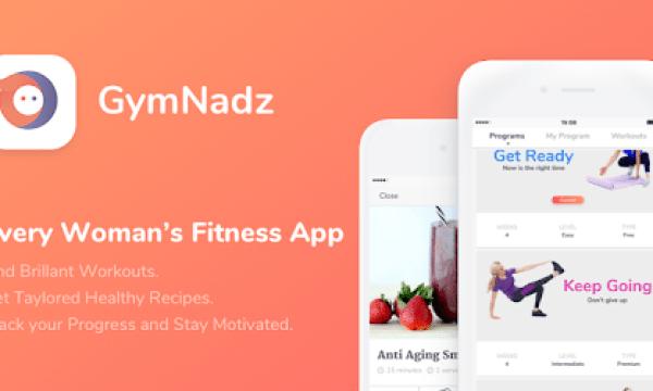 تحميل تطبيق GymNadz