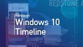 ما هي خاصية Windows Timeline