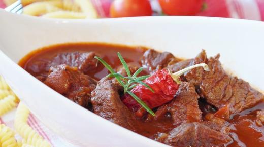 طريقة طبخ البامية الجزائرية