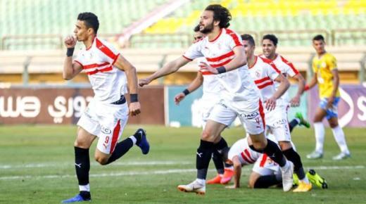 موعد مباراة الزمالك والإسماعيلي الأحد 9-2-2020 والقنوات الناقلة | الدوري المصري