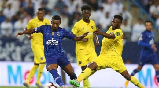 موعد مباراة الهلال والتعاون الخميس 27-2-2020 والقنوات الناقلة | الدوري السعودي