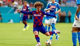 موعد مباراة برشلونة ونابولي الثلاثاء 25-2-2020 والقنوات الناقلة   دوري أبطال أوروبا