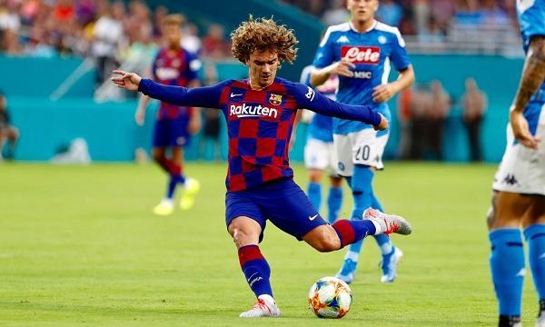 موعد مباراة برشلونة ونابولي الثلاثاء 25-2-2020 والقنوات الناقلة | دوري أبطال أوروبا