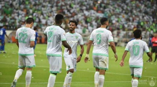 أهداف و ملخص مباراة الأهلي والعدالة اليوم السبت 1-2-2020 | الدوري السعودي