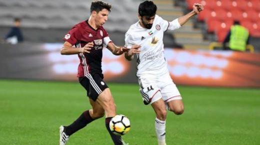 أهداف و ملخص مباراة الجزيرة والوحدة اليوم الأحد 2-2-2020 | الدوري الإماراتي