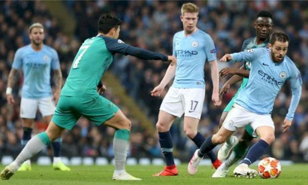 أهداف و ملخص مباراة مانشستر سيتي وتوتنهام اليوم الأحد 2-2-2020 | الدوري الإنجليزي