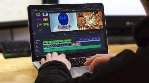 أقوى برامج تعديل الفيديوهات لأجهزة MAC