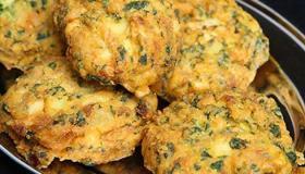 طريقة تحضير باجي البصل والبطاطا الهندي
