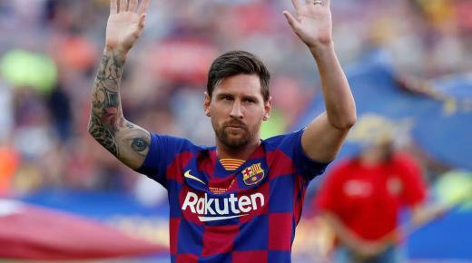 ليونيل ميسي يضع شرط من أجل تجديد عقده مع برشلونة