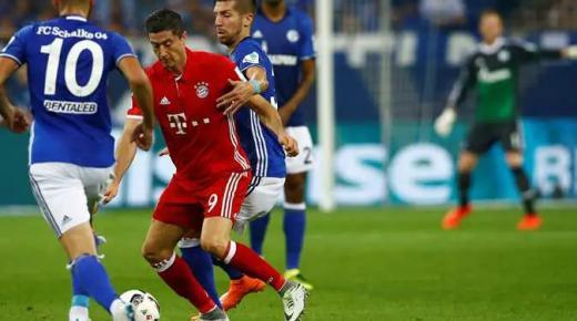 موعد مباراة بايرن ميونخ وشالكه الثلاثاء 3-3-2020 والقنوات الناقلة | كأس ألمانيا