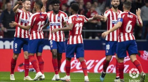 أهداف و ملخص مباراة اتلتيكو مدريد واسبانيول اليوم الأحد 1-3-2020 | الدوري الإسباني
