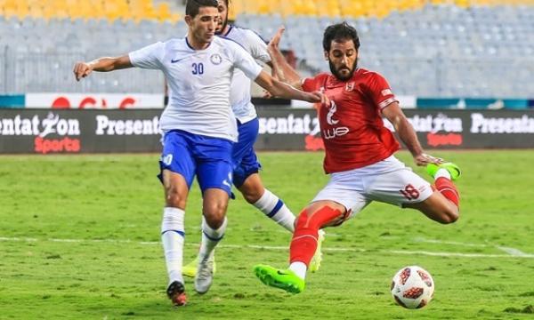 أهداف و ملخص مباراة الاهلي وسموحة اليوم الأربعاء 11-3-2020   الدوري المصري