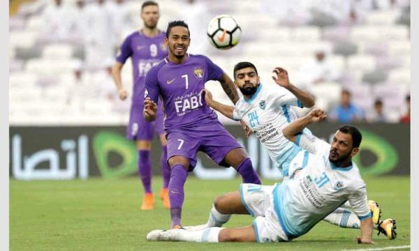 أهداف و ملخص مباراة العين والفجيرة اليوم الخميس 5-3-2020 | الدوري الإماراتي