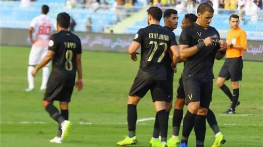 أهداف و ملخص مباراة النصر والرائد اليوم الأربعاء 11-3-2020 | الدوري السعودي