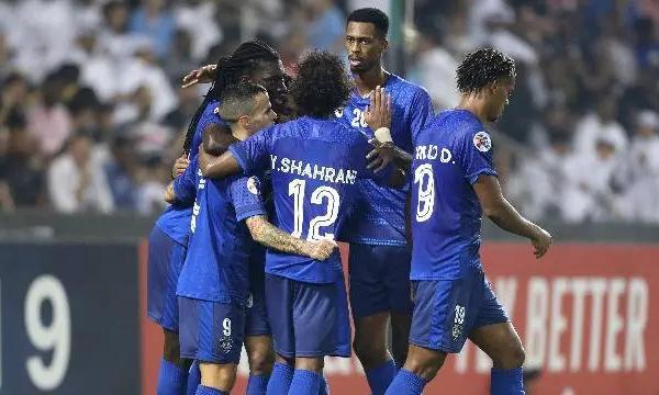 أهداف و ملخص مباراة الهلال وضمك اليوم الأربعاء 11-3-2020   الدوري السعودي