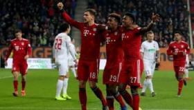 أهداف و ملخص مباراة بايرن ميونخ واوجسبورج اليوم الأحد 8-3-2020 | الدوري الألماني