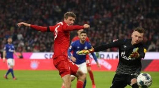 أهداف و ملخص مباراة بايرن ميونخ وشالكه اليوم الثلاثاء 3-3-2020 | كأس ألمانيا