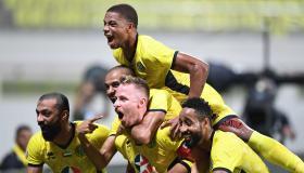 أهداف و ملخص مباراة بني ياس واتحاد كلباء اليوم السبت 14-3-2020 | الدوري الإماراتي