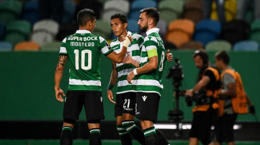 أهداف و ملخص مباراة سبورتنج لشبونة وفاماليكاو اليوم الثلاثاء 3-3-2020 | الدوري البرتغالي