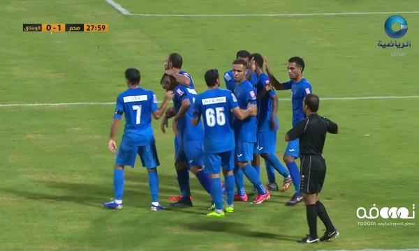 أهداف و ملخص مباراة صحم والرستاق اليوم الجمعة 13-3-2020 | الدوري العماني