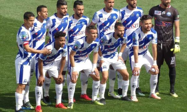 أهداف و ملخص مباراة نهضة الزمامرة وسريع وادي زم اليوم الجمعة 13-3-2020 | الدوري المغربي