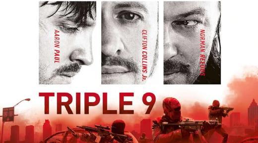 فيلم Triple 9 (2016) مترجم
