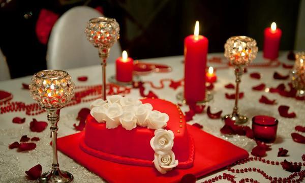 التجهيز لذكرى الزواج
