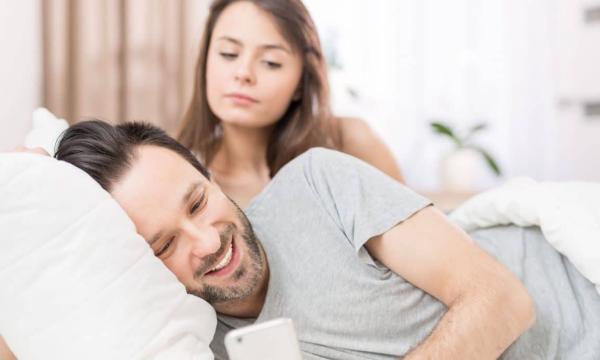 ماذا تفعلين عند الشك في زوجك ؟