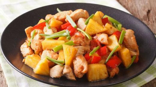 وصفات لذيذة لتحضير الدجاج من المطبخ الصيني
