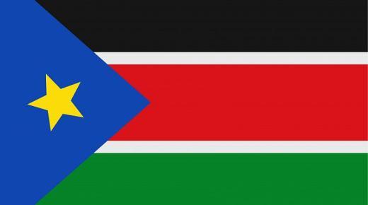 ما معنى ألوان علم جنوب السودان؟