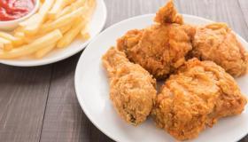 وصفات متعددة لعمل الدجاج المقلي
