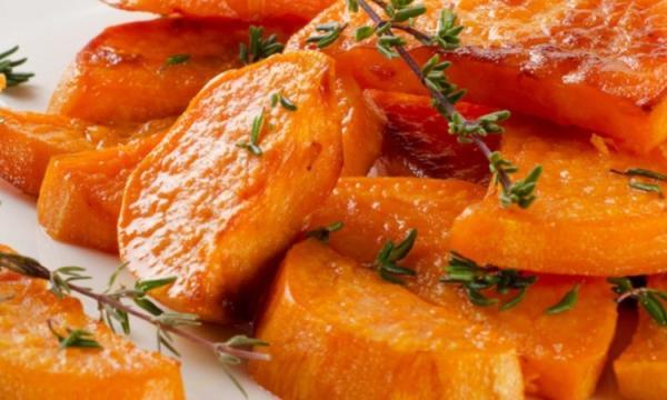 طبخ البطاطا الحلوة بطرق متنوعة