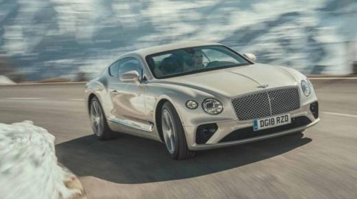 مواصفات وأسعار بنتلي كونتيننتال جى تى Bentley Continental GT 2019 فى السعودية