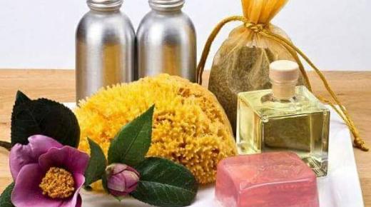 تعطير رائحة الجسم بوصفات طبيعية وبسيطة