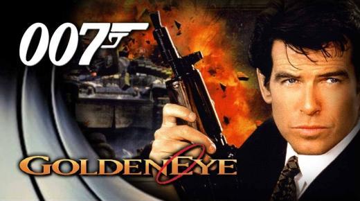 فيلم GoldenEye (1995) مترجم