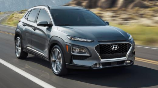 مواصفات وأسعار سيارة هيونداى كونا Hyundai Kona 2019