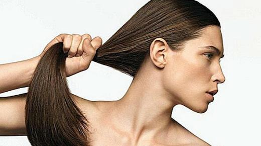 التخلص من الشعر المجعد بوصفات طبيعية