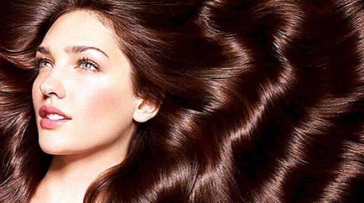 وصفات لكثافة ونمو الشعر بسرعة