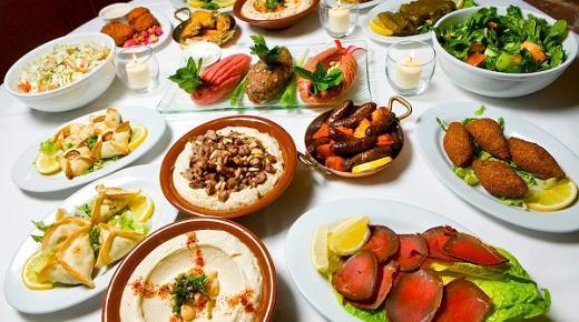 أطباق جانبية سهلة التحضير لموائد رمضان