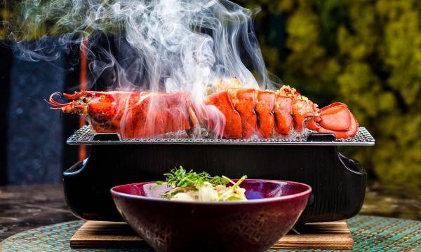 تحضير سرطان البحر بعدة وصفات مميزة