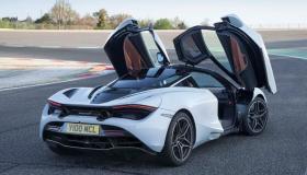 مواصفات وأسعار سيارة ماكلارين McLaren 720S 2019