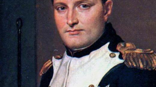 من هو نابليون بونابرت؟ (قصة حياته، وغزوه لمصر)
