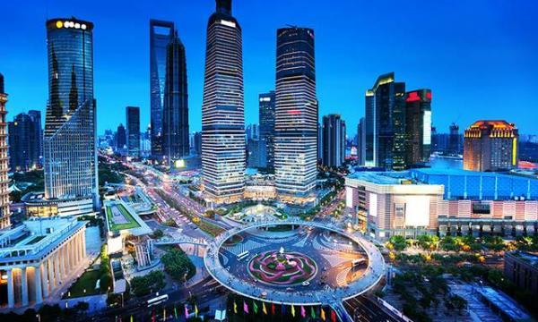أهم المدن في الصين