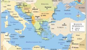 ما هي دول البلقان ؟
