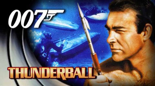 فيلم Thunderball (1965) مترجم