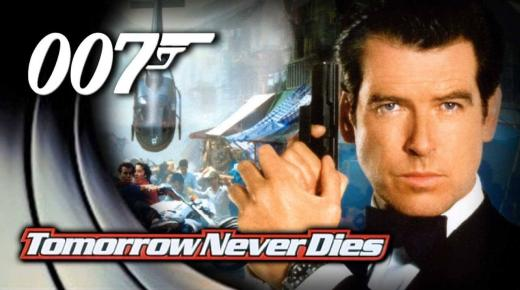 فيلم Tomorrow Never Dies (1997) مترجم